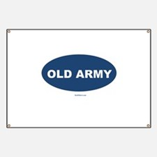 Old Army Dad Banner