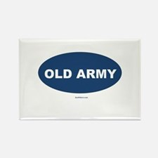 Old Army Dad Rectangle Magnet (10 pack)