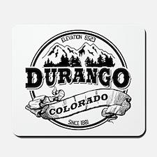 Durango Old Circle Mousepad