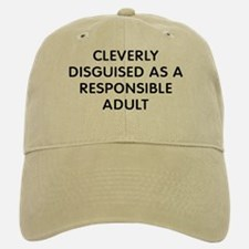 Cleverly Adult Baseball Baseball Cap