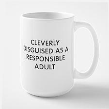 Cleverly Adult Mug