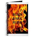 BURN, BABY, BURN™ Journal
