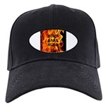BURN, BABY, BURN™ Black Cap