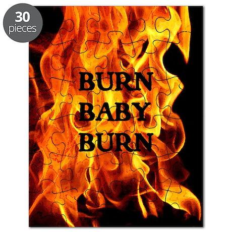 BURN, BABY, BURN™ Puzzle
