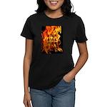 BURN, BABY, BURN™ Women's Dark T-Shirt