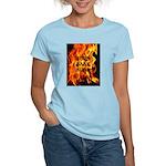 BURN, BABY, BURN™ Women's Light T-Shirt