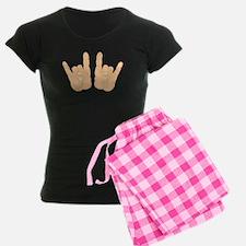 Rock & Roll Hands Pajamas