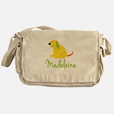 Madeleine Loves Puppies Messenger Bag