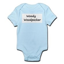 Woody Woodpecker Infant Bodysuit