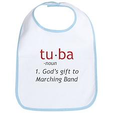 Tuba Definition Bib