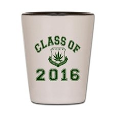 2016 School Of Hard Knocks Shot Glass