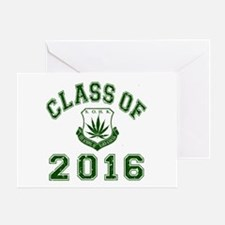 2016 School Of Hard Knocks Greeting Card