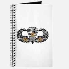 Combat Parachutist 3rd Award B-W Journal