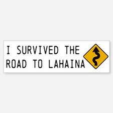 I Survived the Road to Lahaina