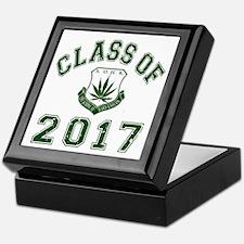 2017 School Of Hard Knocks Keepsake Box
