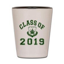 2019 School Of Hard Knocks Shot Glass