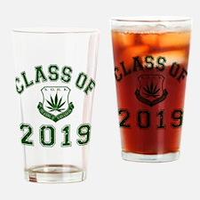 2019 School Of Hard Knocks Drinking Glass