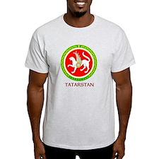 Tatartstan Coat of Arms (lett T-Shirt