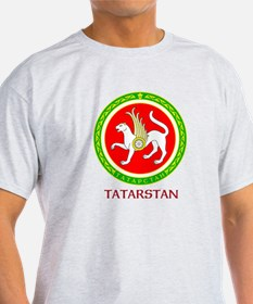 Tatartstan Coat of Arms (lett T-Shirt