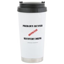 Predawn Runner Official Recovery Drink Travel Mug