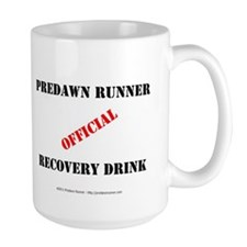 Predawn Runner Official Recovery Drink Mug