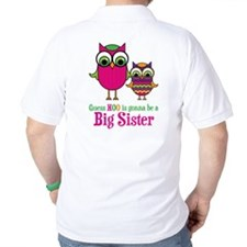 Guess Hoo Sis2Be (back) T-Shirt