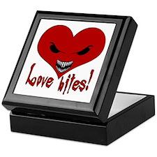Love Bites Keepsake Box