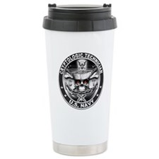 USN Cryptologic Technician CT Travel Mug