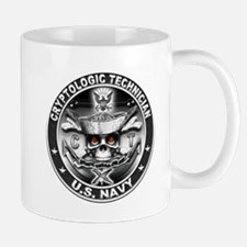 USN Cryptologic Technician CT Mug