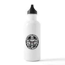 USN Electronics Technician ET Water Bottle