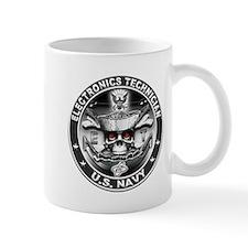 USN Electronics Technician ET Small Mug