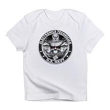 USN Electronics Technician ET Infant T-Shirt