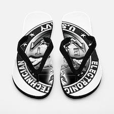 USN Electronics Technician ET Flip Flops