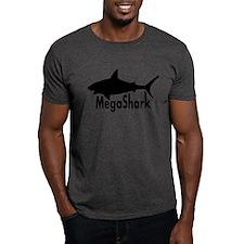 MegaShark logo T-Shirt