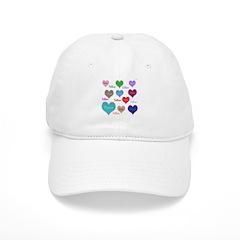OYOOS Follow Your Dream Heart Baseball Cap