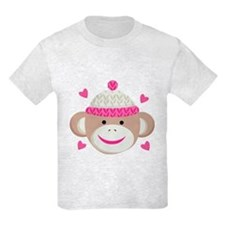 Sock Monkey Cute T-Shirt