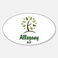 Allegany Tree Decal