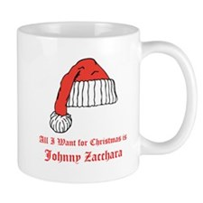 Johnny Zacchara Holiday Mug