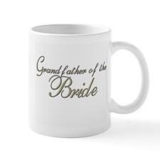 Grandfather of the Bride Small Mug