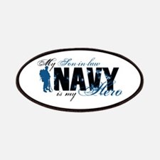 Son-in-law Hero3 - Navy Patches
