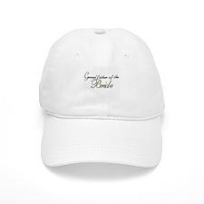 Grandfather of the Bride Baseball Cap