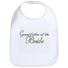 Grandfather of the Bride Bib