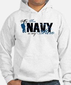 Son Hero3 - Navy Jumper Hoody