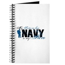 Sis-in-law Hero3 - Navy Journal