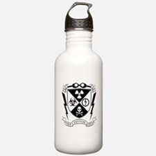 Cute Radioactive Sports Water Bottle