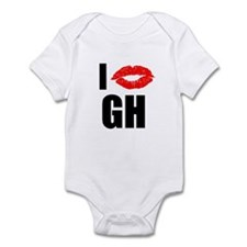 I love GH Infant Bodysuit