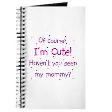 Cute Like Mommy Journal