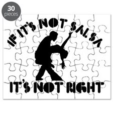 If it's not salsa it's not right Puzzle