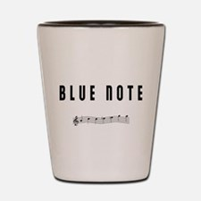 BLUE NOTE Shot Glass
