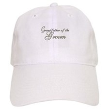 Grandfather of the Groom Baseball Cap